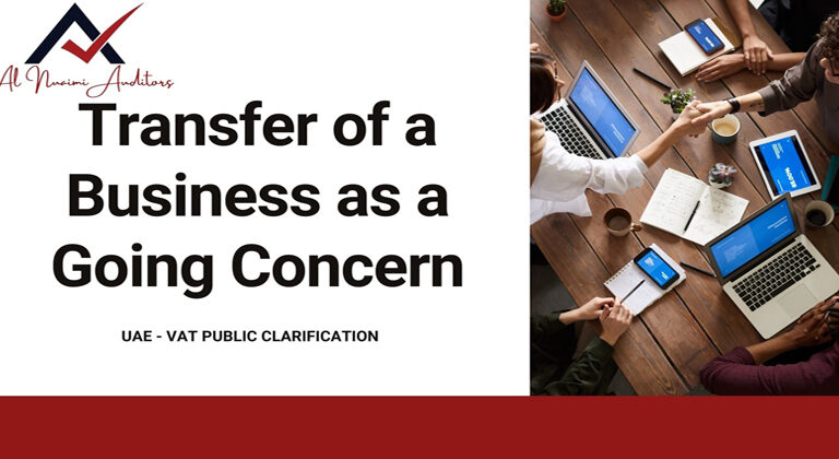 Transfer of a Business as a Going Concern