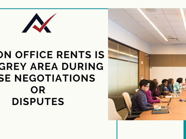 VAT on office rents is one grey area during lease negotiations or disputes