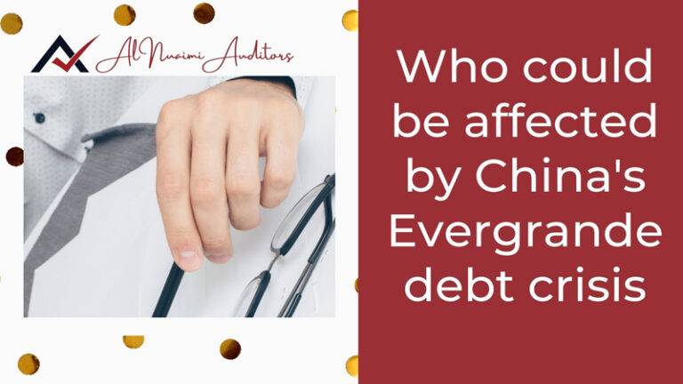 Who could be affected by China's Evergrande debt crisis